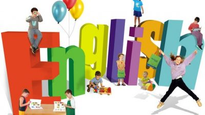 Английски език за ученици от 2 до 4 кл. и 5 до 7 клас от 6 октомври