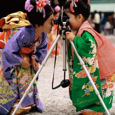Онлайн Курсове японски за ученици от 10 август  Japan Лято 2020