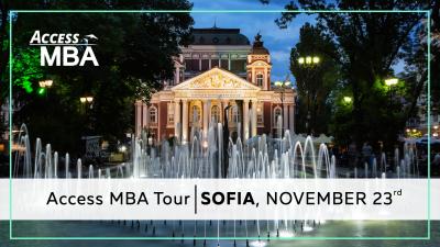 MBA One-to-OneвСофия на 23 ноември 2019